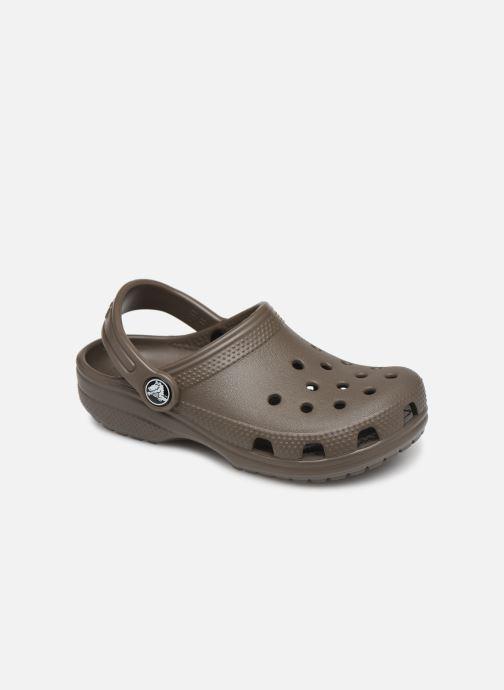 Sandalen Crocs Kids Cayman braun detaillierte ansicht/modell