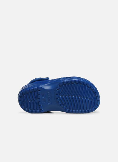 Sandali e scarpe aperte Crocs Kids Cayman Azzurro immagine dall'alto