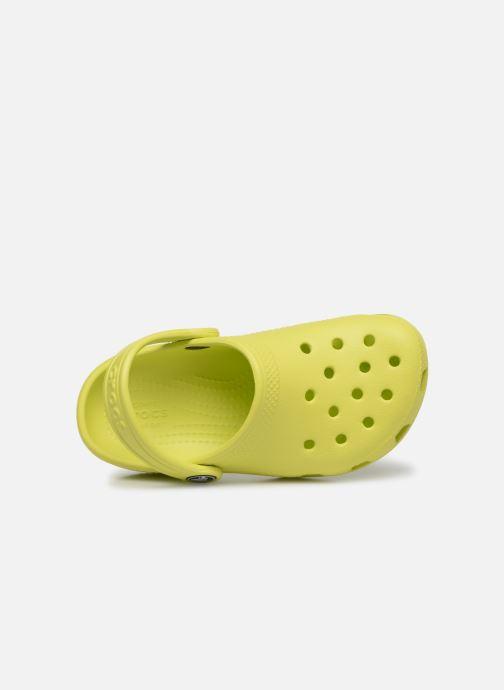 Sandalen Crocs Kids Cayman Groen links
