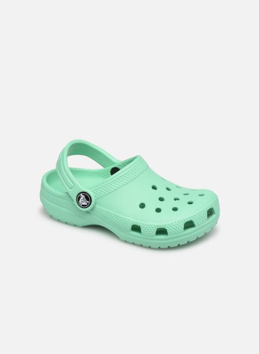 Sandalen Crocs Kids Cayman grün detaillierte ansicht/modell