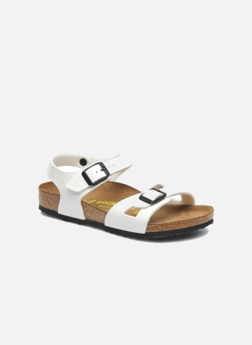 Birkenstock Rio (Bianco) - Sandali e scarpe aperte chez Sarenza (216124) c4e0e3a8008