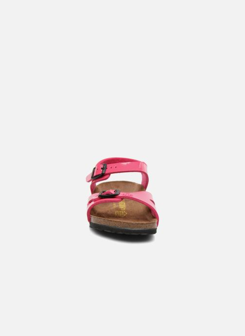 Sandalen Birkenstock Rio Roze model