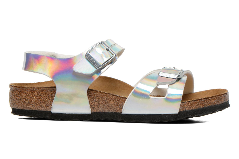 Sandaler Birkenstock Rio Silver bild från baksidan