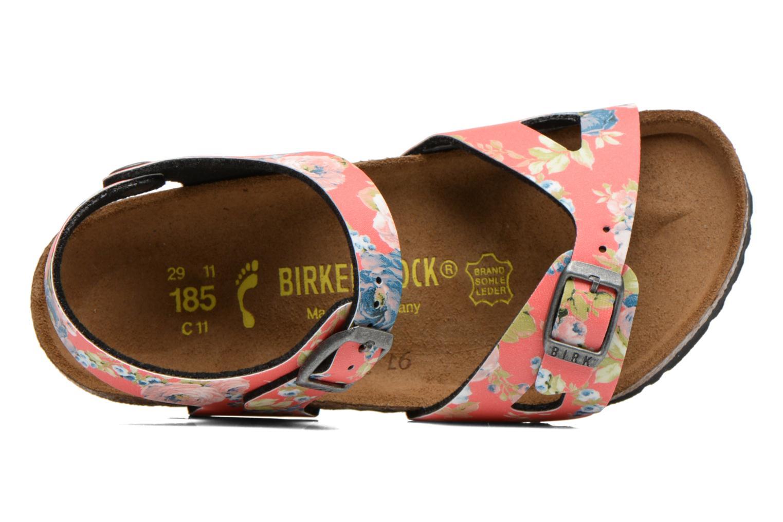 Sandalen Birkenstock Rio Multicolor links