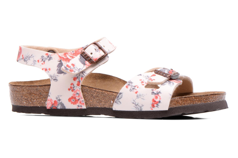 Sandales et nu-pieds Birkenstock Rio Multicolore vue derrière