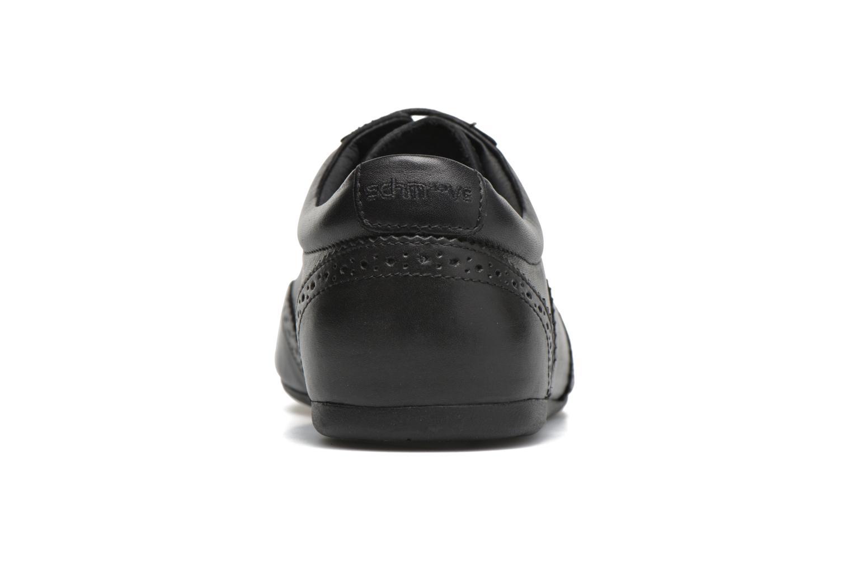 Chaussures à lacets Schmoove Jamaica corso easy Noir vue droite