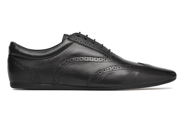 Chaussures à lacets Schmoove Jamaica corso easy Noir vue derrière