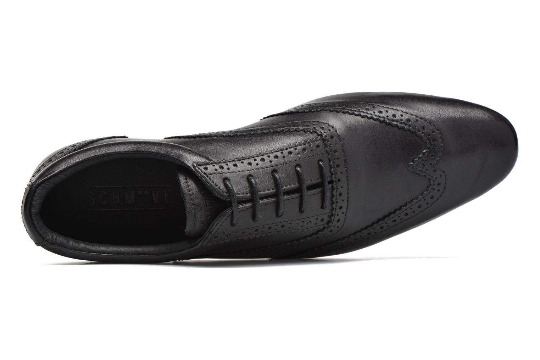 Chaussures à lacets Schmoove Jamaica corso easy Noir vue gauche