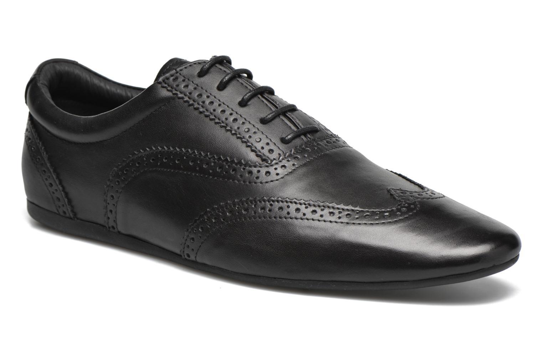 Chaussures à lacets Schmoove Jamaica corso easy Noir vue détail/paire