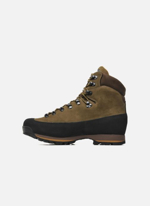 Chaussures de sport Millet Bouthan GTX Vert vue face