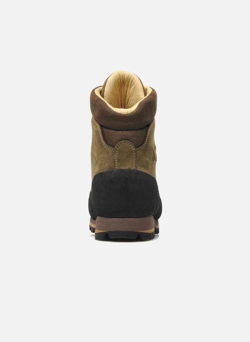 Chaussures de sport Millet Bouthan GTX Vert vue droite