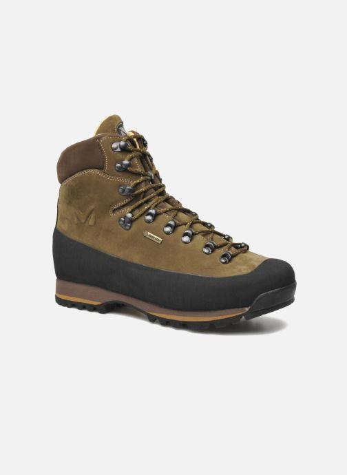 Chaussures de sport Millet Bouthan GTX Vert vue détail/paire