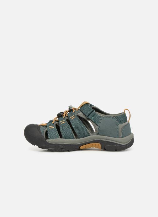 Sandales et nu-pieds Keen Newport H2 Vert vue face