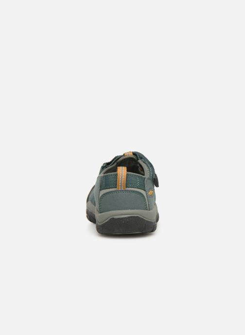 Sandales et nu-pieds Keen Newport H2 Vert vue droite