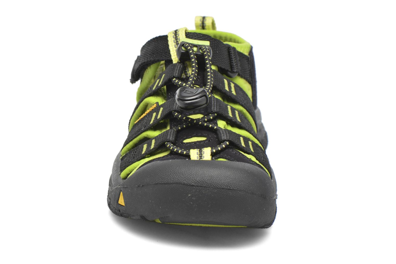 Sandaler Keen Newport H2 Svart bild av skorna på