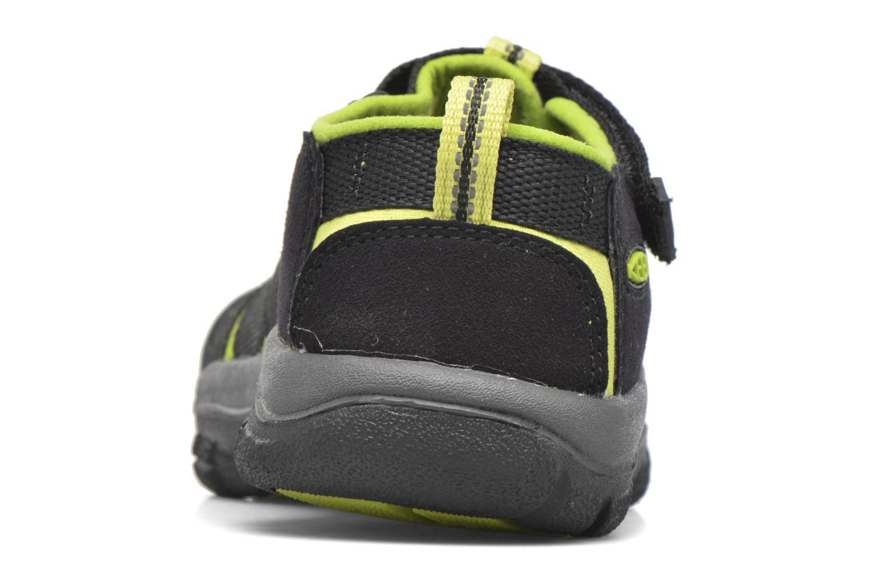 Sandales et nu-pieds Keen Newport H2 Noir vue droite