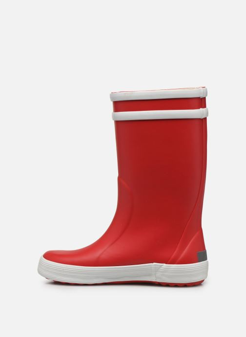 Boots & wellies Aigle Lolly Pop Red front view