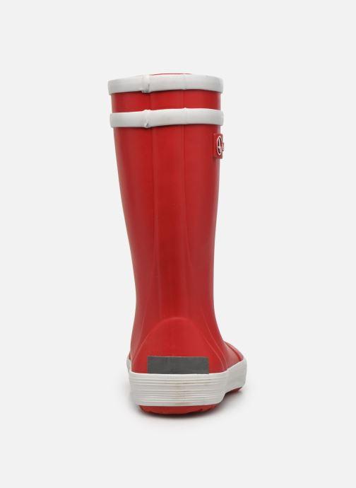 Laarzen Aigle Lolly Pop Rood rechts