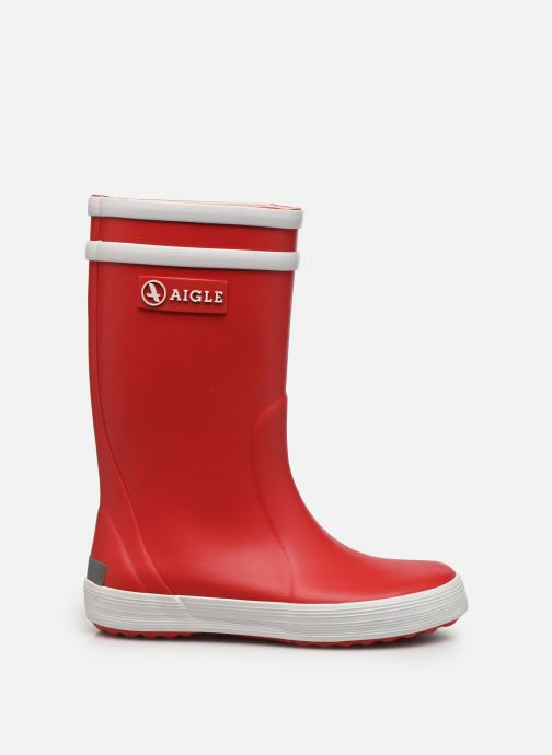 Boots & wellies Aigle Lolly Pop Red back view