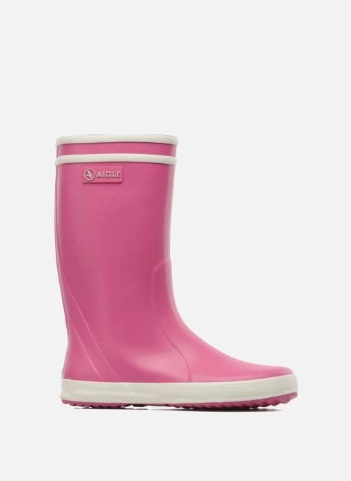 Boots & wellies Aigle Lolly Pop Pink back view