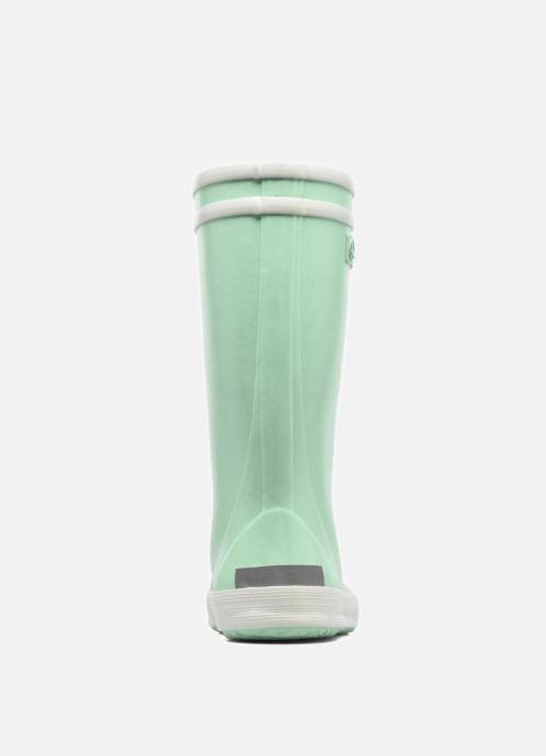 Stiefel Aigle Lolly Pop grün ansicht von rechts