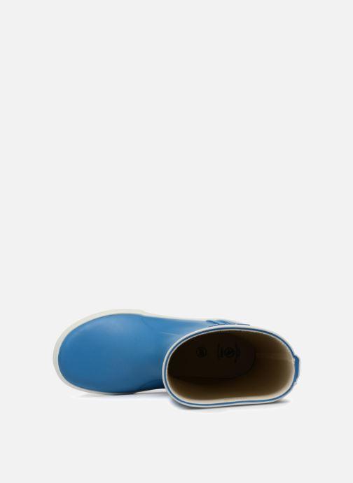 Laarzen Aigle Lolly Pop Blauw links