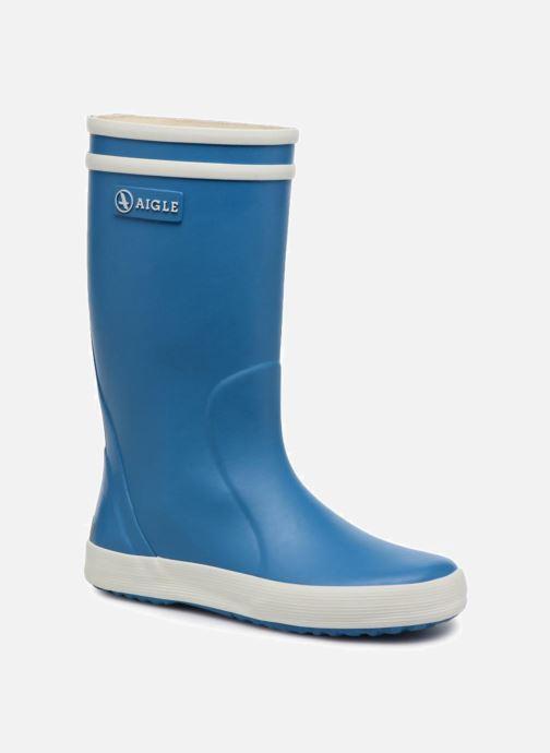 Stiefel Aigle Lolly Pop blau detaillierte ansicht/modell