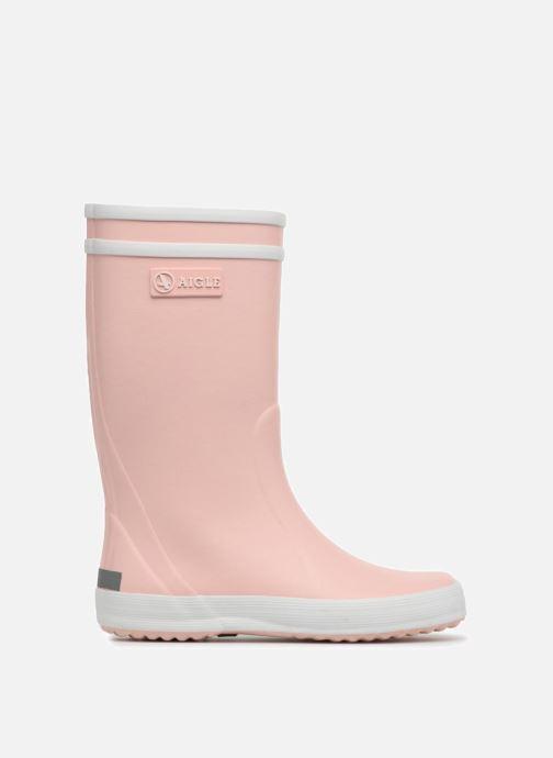 Støvler & gummistøvler Aigle Lolly Pop Pink se bagfra