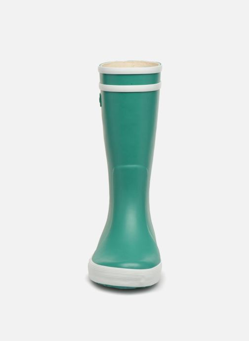 Boots & wellies Aigle Lolly Pop Green model view