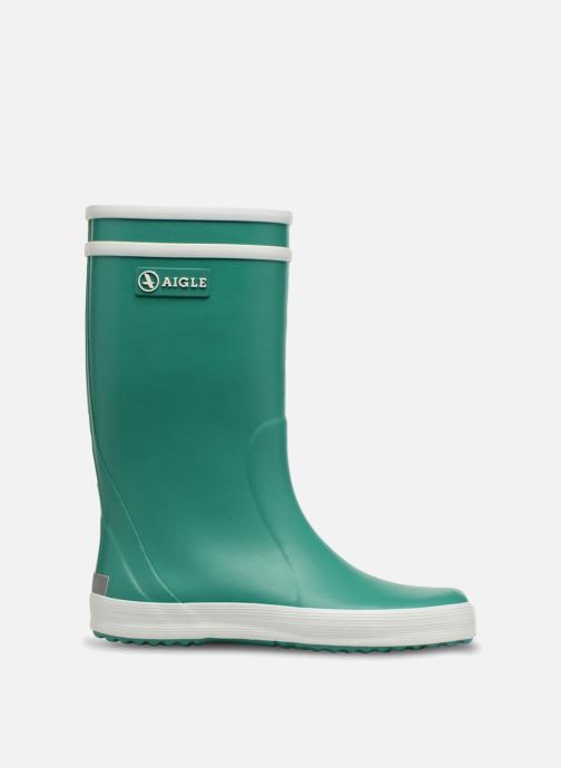 Boots & wellies Aigle Lolly Pop Green back view