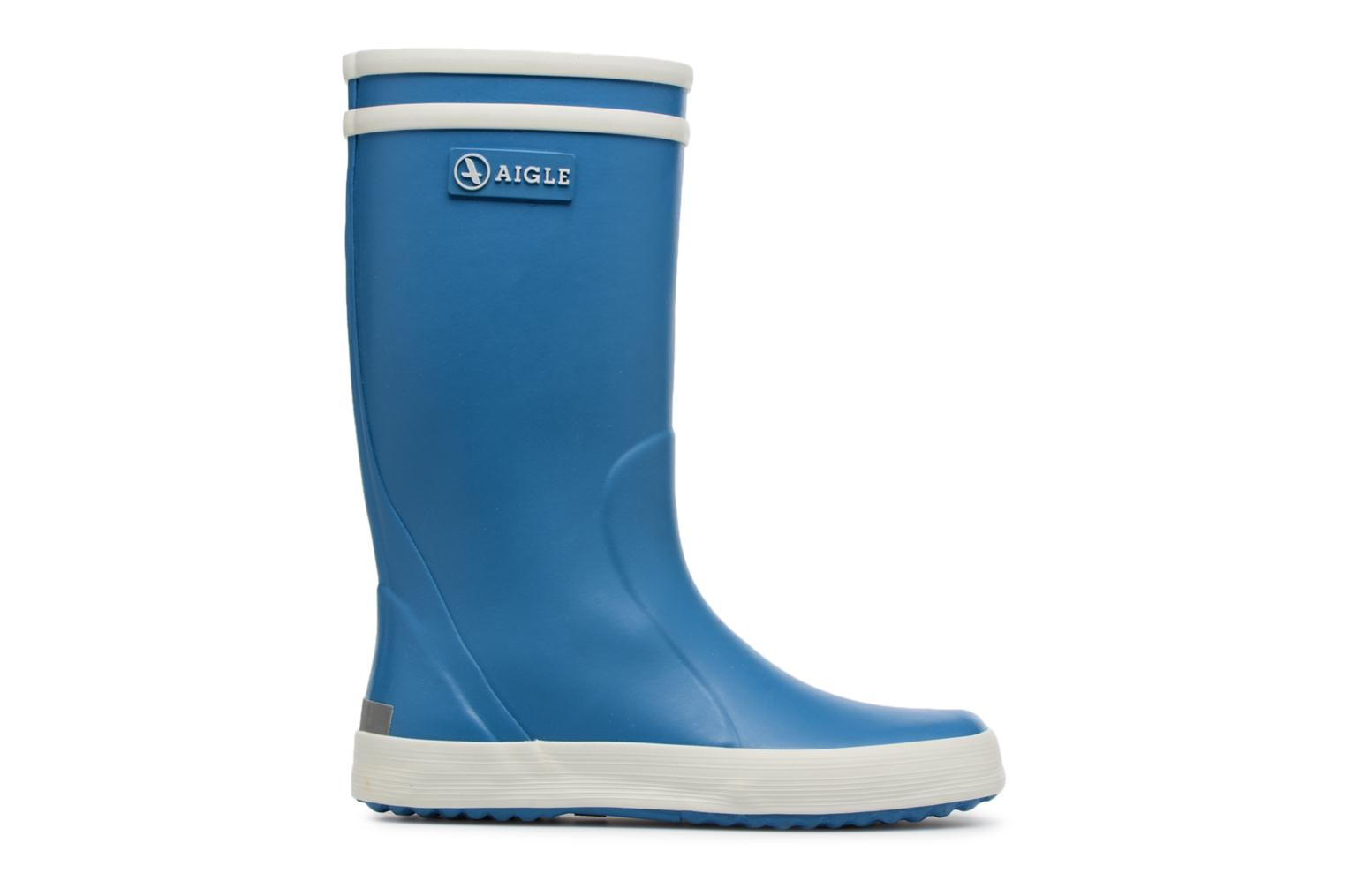 Botas Aigle Lolly Pop Azul vistra trasera