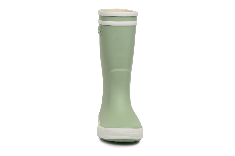 Stövlar & gummistövlar Aigle Lolly Pop Grön bild av skorna på