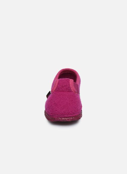 Hjemmesko Giesswein Türnberg Pink se skoene på