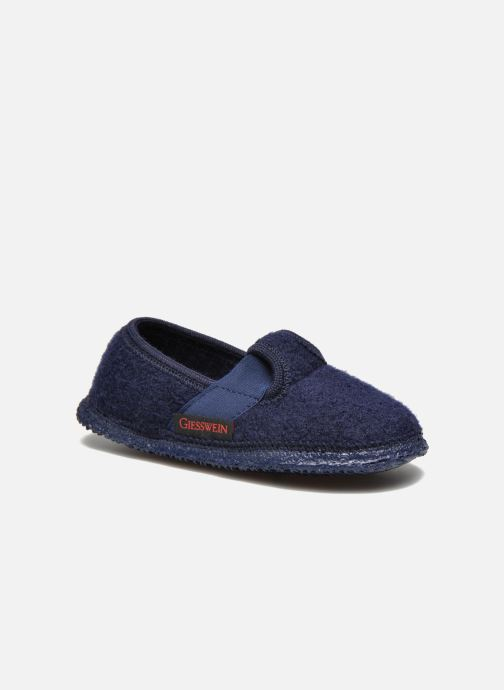 Pantofole Giesswein Türnberg Azzurro vedi dettaglio/paio