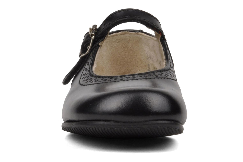 Ballerines Start Rite Clare Noir vue portées chaussures