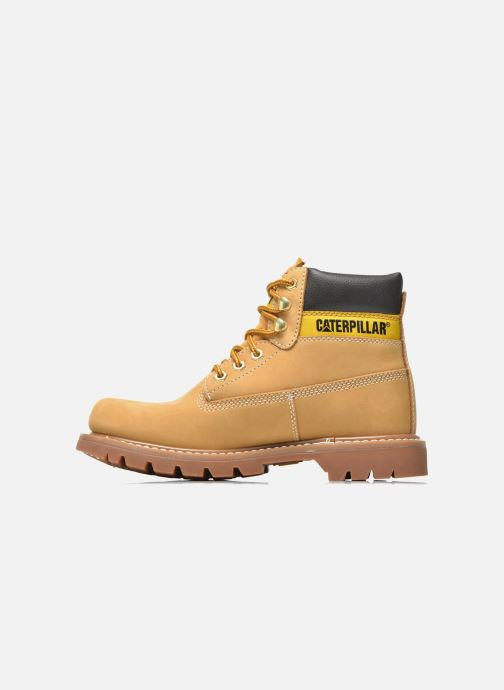 Bottines et boots Caterpillar Colorado Beige vue face