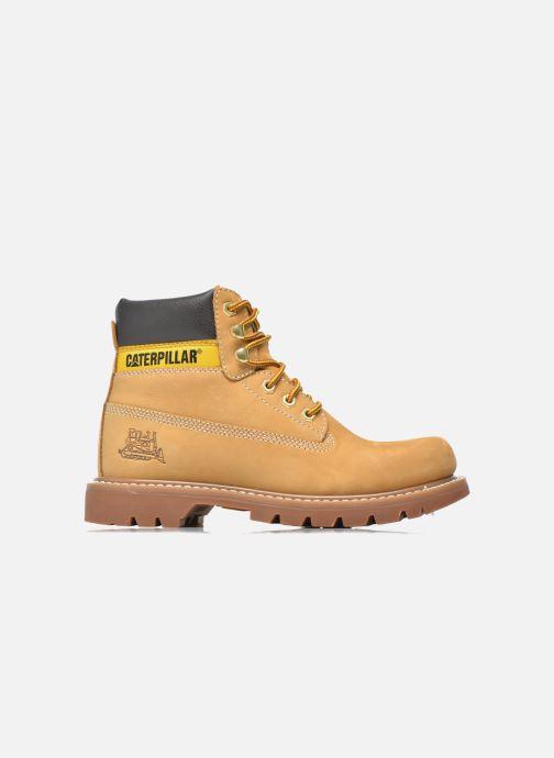 Bottines et boots Caterpillar Colorado Beige vue derrière