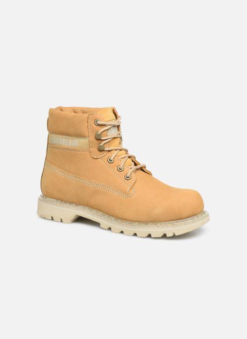Bottines et boots Caterpillar Colorado Marron vue détail/paire