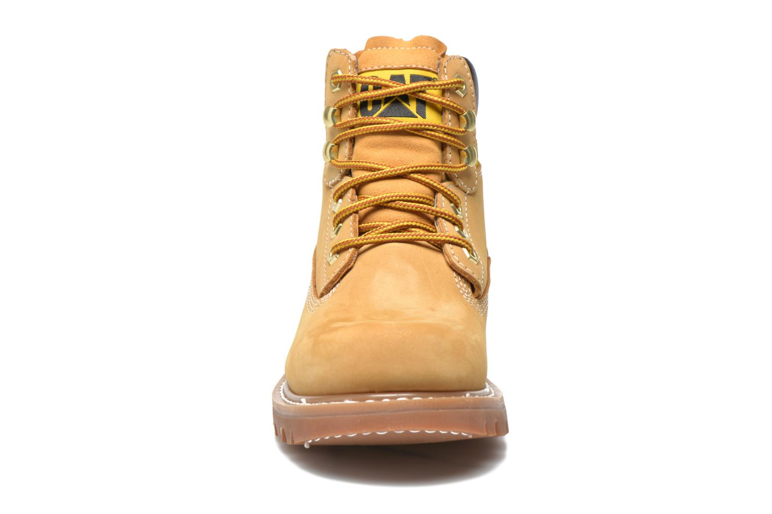 Botines  Caterpillar Colorado Beige vista del modelo