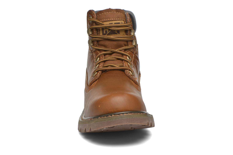 Bottines et boots Caterpillar Colorado Marron vue portées chaussures