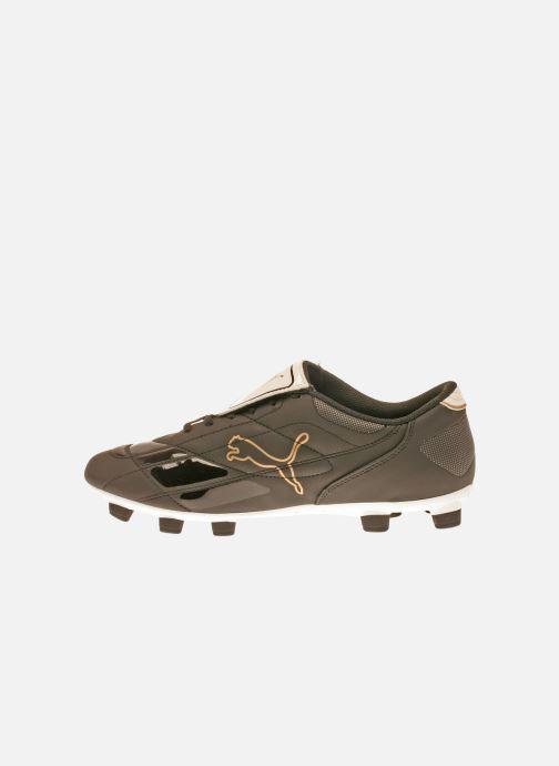 Sport shoes Puma Esito Iii I Fg Black front view