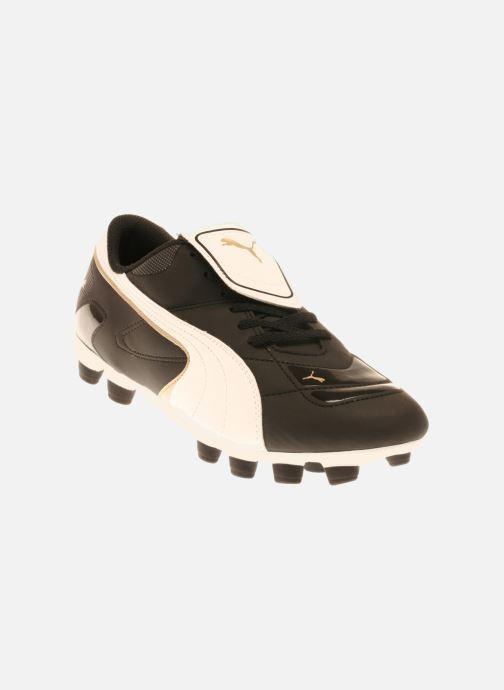 Sportssko Puma Esito Iii I Fg Sort detaljeret billede af skoene
