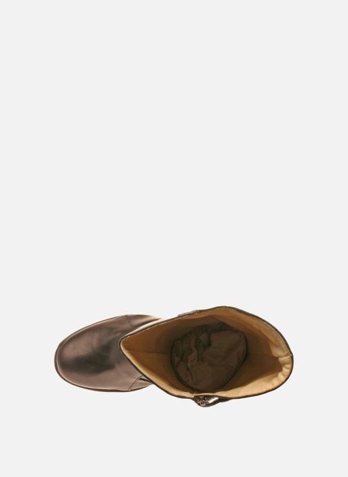 Zapatos con cordones Primigi Magda Negro vista lateral izquierda