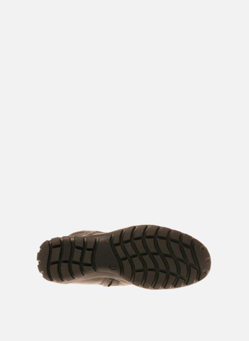 Zapatos con cordones Primigi Magda Negro vista de arriba