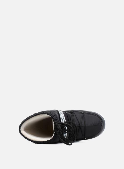 Zapatillas de deporte Moon Boot Moon Boot Nylon Negro vista lateral izquierda