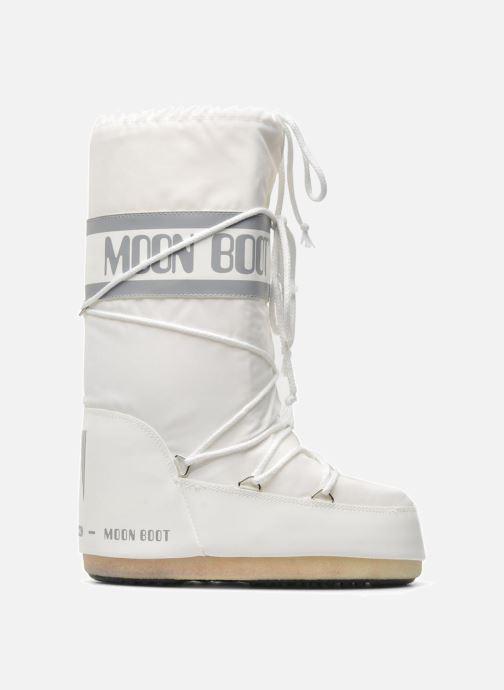 Sportssko Moon Boot Moon Boot Nylon Hvid se bagfra