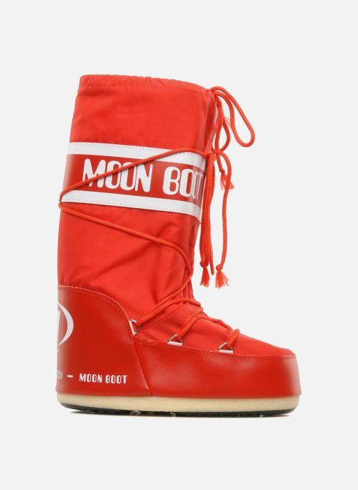 Chaussures de sport Moon Boot Moon Boot Nylon W Rouge vue derrière
