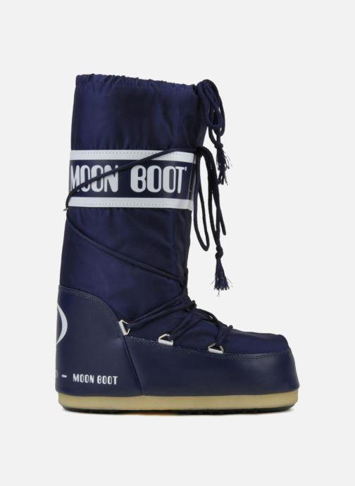 Sportschuhe Moon Boot Moon Boot Nylon blau ansicht von hinten