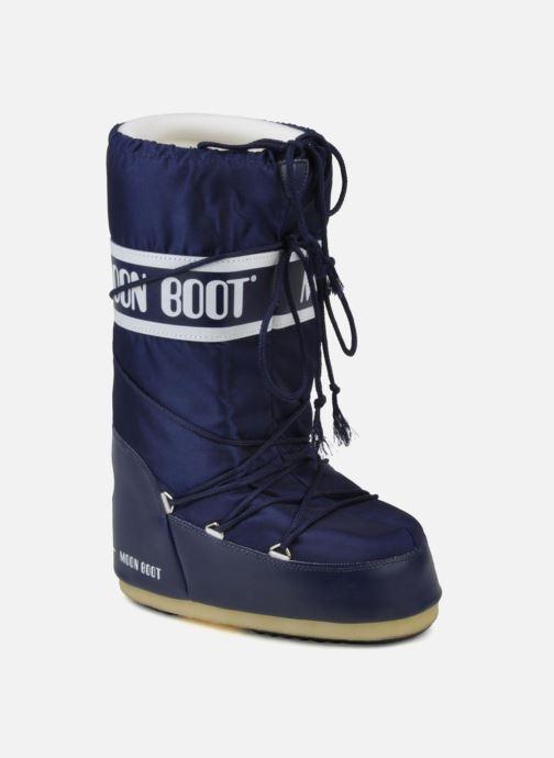 Zapatillas de deporte Moon Boot Moon Boot Nylon Azul vista de detalle / par
