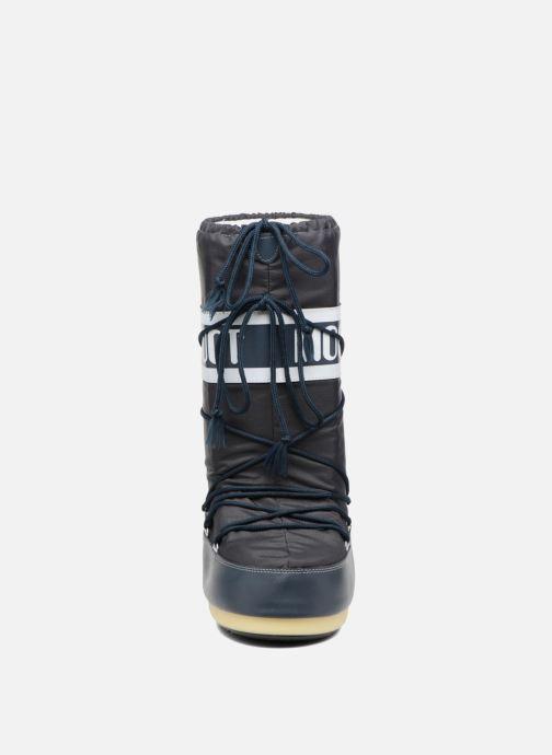 Chaussures de sport Moon Boot Moon Boot Nylon W Bleu vue portées chaussures